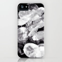 lunaria and light iPhone Case