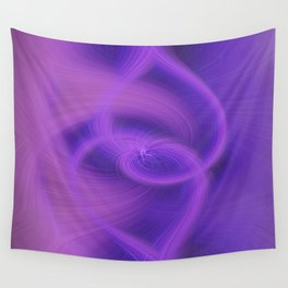Purple daze 4 Wall Tapestry