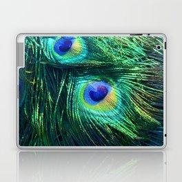 Peacock Feathers #1 #decor #art #society6 Laptop & iPad Skin