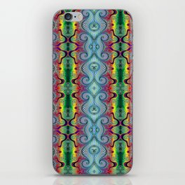BBQSHOES: Wurburbo Digital Art Design iPhone Skin