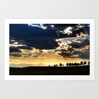 Quest After Truth Art Print