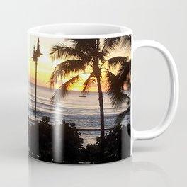 Waikiki Dusk Coffee Mug
