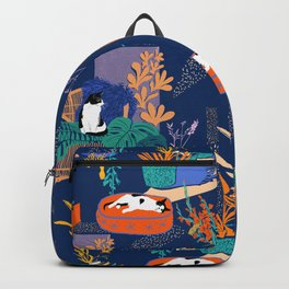 Cats, Glads & Shads Backpack