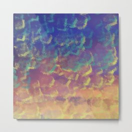 Watercolor Splash #3 #art #society6 Metal Print