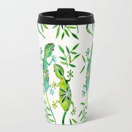 Geckos – Green Palette Travel Mug