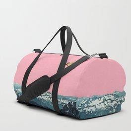 Higher Than Mountains Duffle Bag
