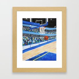 Nothing But Air Framed Art Print