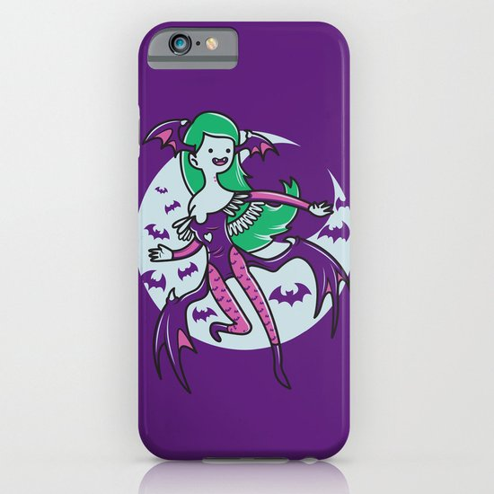 The Vampire Queen iPhone & iPod Case