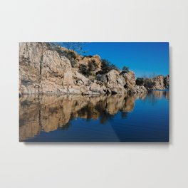 Watson lake Arizona Metal Print