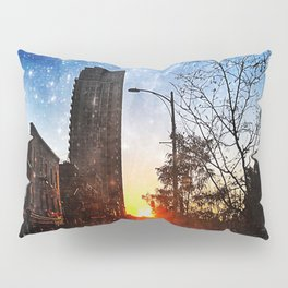 Mystical Sunset Pillow Sham