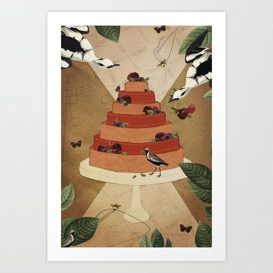 Let Them Eat Cake :: II Art Print