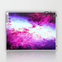 Galaxy Messier 82 Fuchsia Purple Laptop & iPad Skin