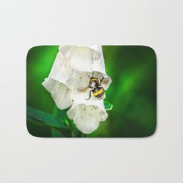 The Bumble Bee Bath Mat