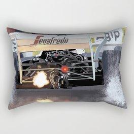 Birth of a Myth Rectangular Pillow