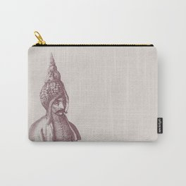 Haute Coiffure  /#1 Carry-All Pouch