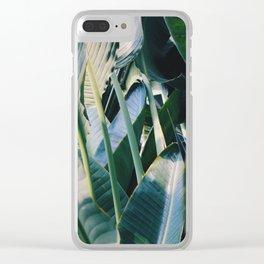 Midori Clear iPhone Case