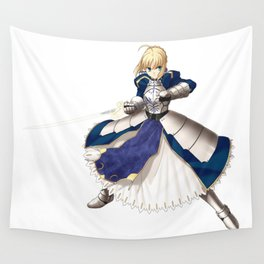Fate/stay Night - Saber Wall Tapestry