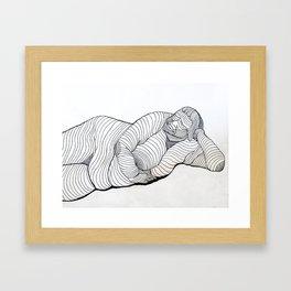 'Leonora' Framed Art Print