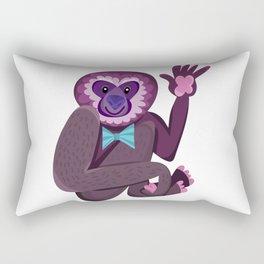 Cute Gorillas Rectangular Pillow