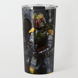 BobaFett of the 501st Legion fan art Travel Mug