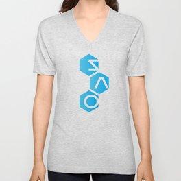 Sword Art Online: Logo Unisex V-Neck