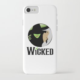 broadway musical wicked iPhone Case