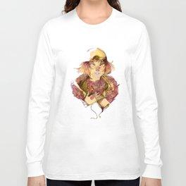 Haikyuu!- Kozume Kenma Print  Long Sleeve T-shirt