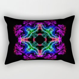 Smoke exotica Rectangular Pillow