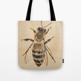 Bee III (Sampson) Tote Bag