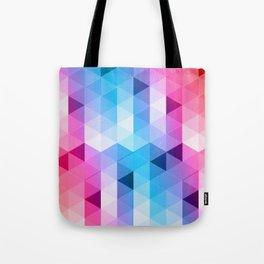 Perspectiva de colores Tote Bag