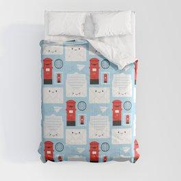 Happy Mail - Kawaii Post Comforters