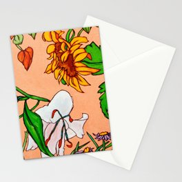 """Greenhouse"" Stationery Cards"