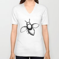 buzz lightyear V-neck T-shirts featuring Buzz by Jessica Jimerson