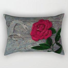 Alistair's Rose Rectangular Pillow