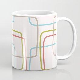 Sarasota Squares Coffee Mug