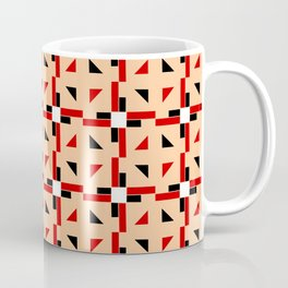 Symmetric patterns 137 Ceramic colors Coffee Mug