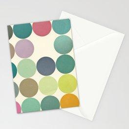Circles I Stationery Cards