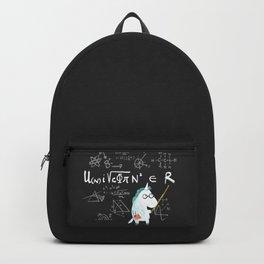 Unicorn = real Backpack