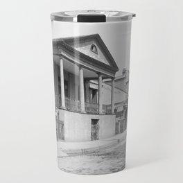 Chartres Street, Vieux Carre, New Orleans, Louisiana 1906 Travel Mug