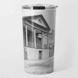 Chartres Street, Vieux Carre, New Orleans, Louisiana 1906 Travel Mug