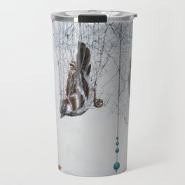 Caught in a net - detail Travel Mug