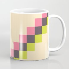 Stairs of Squares Mug