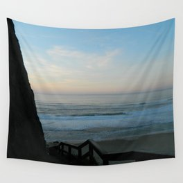 Serene Afternoon Wall Tapestry