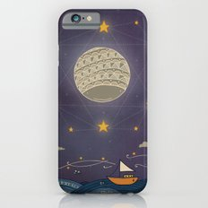 Sailing under the moon Slim Case iPhone 6s