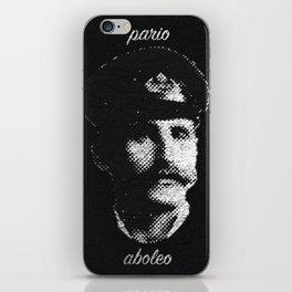 Merchant Marine Jolly Roger iPhone Skin