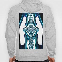 Blue Crystal Hoody