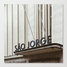 Lisboa Art Deco #03 Canvas Print