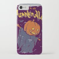 ale giorgini iPhone & iPod Cases featuring Pumpkin Ale by Moto