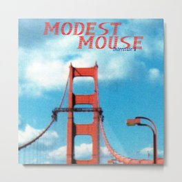 Modest Mouse - Interstate 8 Metal Print