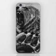 Bear Art iPhone Skin